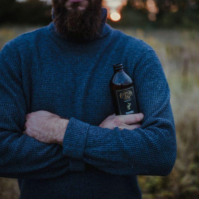 What is Kombucha vitality drink?